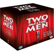 Two and a Half Men - Seasons 1-10