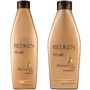 Redken Diamond Oil Duo