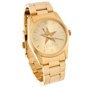 Daisy Knights Women's Star Watch - Yellow Gold