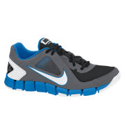 Nike Men's Flex Show Training Shoes - Black/White/Dark Grey/Blue