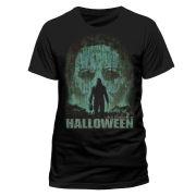 Halloween Men's T-Shirt - Vintage Face