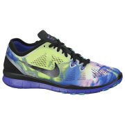 Nike Women's Free 5.0 Trainers Fit 5 - Violet