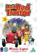 Little Red Tractor - Winter Lights