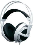 SteelSeries Siberia V2 Full Size USB Headset - White