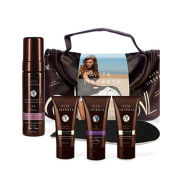 Vita Liberata Luxury Tanning Travel Gift Set with Sheer Tinted Tan Mousse