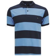 Bench Men's Impede Polo Shirt - Total Eclipse Blue