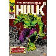 Marvel Hulk Comic - Maxi Poster - 61 x 91.5cm