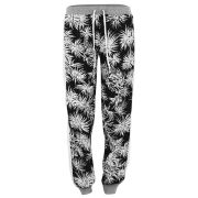Influence Women's Palm Print Joggers - Multi