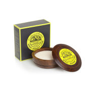 Crabtree & Evelyn West Indian Lime Shave Soap in Bowl (100g)