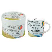 The Good Life Million Little Things Mug in Hatbox