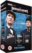 Sherlock Holmes Collection (Cushing)