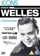 Orson Welles: Citizen Kane/Waterloo/The Lady From Shanghai/A Man For All Seasons