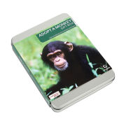 Adopt a Monkey Personalised Tin