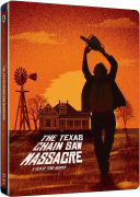 The Texas Chainsaw Massacre (1974) - 40th Anniversary Limited Edition Steelbook