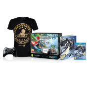 Wii U Bayonetta 2 Action Pack (T-Shirt Large)