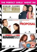 Girls Night In Triple Pack (Pretty Woman / The Proposal / Runaway Bride)