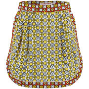 See by Chloe Women's Geometric Flower Printed Skirt - Multi