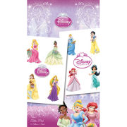 Disney Princess Princesses - Tattoo Pack