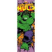Marvel Hulk - Door Poster - 53 x 158cm