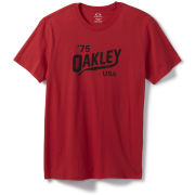 Oakley Men's Oakley Legs T-Shirt - Red Line