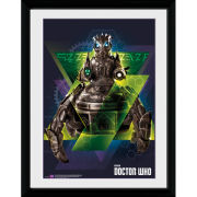 Doctor Who Skovox - 16x12 Framed Photographic
