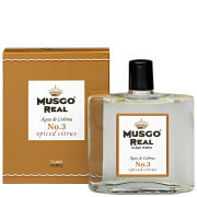Musgo Real Cologne No.3 - Spiced Citrus (100ml)