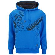 Head Men's Graphic Fleece Hoody - Blue/Grey