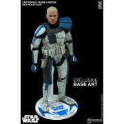 Sideshow Collectibles Star Wars Captain Rex Phase II Armor Figure