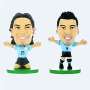 SoccerStarz - Uruguay Team Player Figures