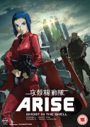 Ghost In The Shell Arise: Borders Parts 1 & 2