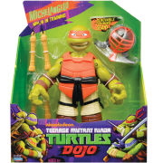 Teenage Mutant Ninja Turtles Dojo Michelangelo in Training