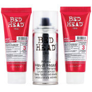 TIGI Bedhead Mini Resurrection and Hard Head Set