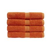 Christy Verona Towel - Mandarin