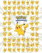 Pokemon Pikachu - Mini Poster - 40 x 50cm