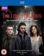 Being Human - Series 1 and 2 Boxset