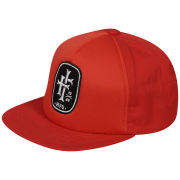 Iron Fist Men's Gaslamp Snapback - Red