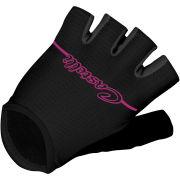 Castelli Dolcissima Gloves - Black/Fuchsia