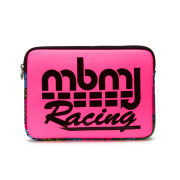 Marc by Marc Jacobs Coated Neoprene MBMJ Racing Tablet Case - Knockout Pink