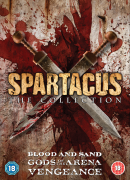 The Spartacus Collection (Gods of the Arena / Blood and Sand / Vengeance)
