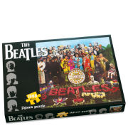 The Beatles: Sgt Peppers 1000 piece Jigsaw