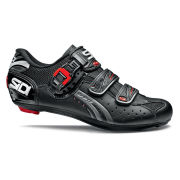 Sidi Genius 5 Fit Carbon Cycling Shoes - Black 2014