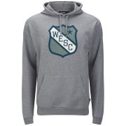 WeSC Men's Shield Hoody - Grey Marl