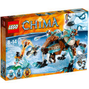 LEGO Chima: Sir Fangar's Saber-tooth Walker (70143)