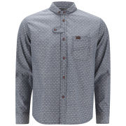 Marshall Artist Men's Double Pocket Shirt - Dark Indigo