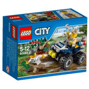 LEGO City: ATV Patrol (60065)