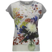 Paul by Paul Smith Women's Paul's Vase T-Shirt - Grey