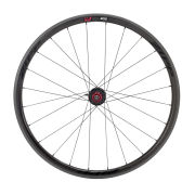 Zipp 202 Firecrest Carbon Clincher Rear Wheel 24 Spokes 10/11 Speed - Black Decal 2015
