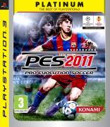Pro Evolution Soccer 2011 (Platinum)