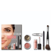 bareMinerals Bare Guide To Color - Warm (6 Products)