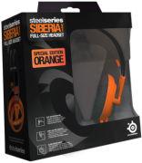 SteelSeries Siberia Full Size Headset - Orange